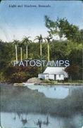 67069 CARIBBEAN BERMUDA LIGHT AND SHADOWS POSTAL POSTCARD - Postcards