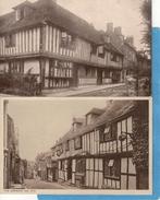 RYE The Mermaid Inn , St Anthony Sussex Postcard, Lot De 2 PC - Rye