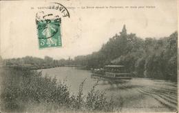 VERTOU - La Sèvre Devant Le Portereau, En Route Pour Vertou - France