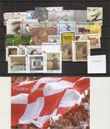 CROATIA 2006,COMPLETE YEAR,ANNO COMPLETA,JAHRGANG,,MNH