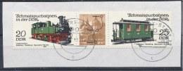 DDR/East Germany/Allemagne Orientale 1980 Mi: W Zd 476 (2562 , 2564) Yt:  (Gebr/used/obl/o)(1381)