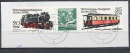 DDR/East Germany/Allemagne Orientale 1980 Mi: W Zd 482 (2563 , 2565) Yt:  (Gebr/used/obl/o)(1383)