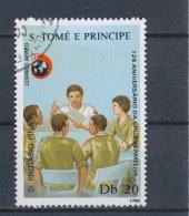 Sao Tomé E Principe 1988 Mi: 1074 (Gebr/used/obl/o)(1363) - Sao Tome En Principe