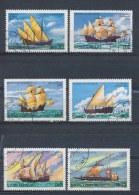 Sao Tomé E Principe 1979 Mi: 598-603 (Gebr/used/obl/o)(1385) - Sao Tome En Principe
