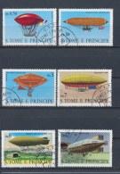 Sao Tomé E Principe 1979 Mi: 626-631 (Gebr/used/obl/o)(1387) - Sao Tome En Principe