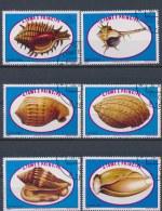 Sao Tomé E Principe 1981 Mi: 680-685 (Gebr/used/obl/o)(1389) - Sao Tome En Principe