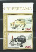 Indonesia 2004 Presidential Cars.Transportation/Cars.MNH - Indonésie