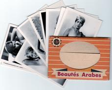 Carnet De 10 Cartes Beautés Arabes Petit Format - Afrique Du Nord (Maghreb)