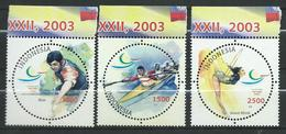 Indonesia 2003 The 22nd South East Asian Games, Vietnam.sport.MNH - Indonésie
