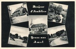 AMEL / BONJOUR DE L AMBLEVE / GRUSS AUS AMEL / MULTIVUE - Amel