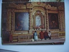 Peru Cusco Cuzco Altar - Peru