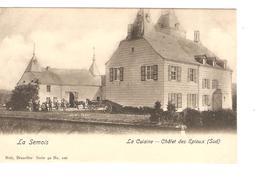 Belgique-België CP-PK Lacuisine Châlet Des Epioux'Sud) La Sermois  Neuves-Nieuw-Mint PR4174 - Florenville