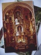 Peru Cusco Cuzco Altar Mayor - Peru