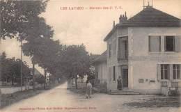 21 - COTE D'OR - LES LAUMES - Bureau Des PTT - Venarey Les Laumes