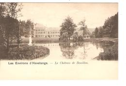 Belgique-België CP-PK Les Environs D'Havelange Le Château De Bouillon Neuves-Nieuw-Mint PR4175 - Havelange