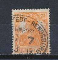 Duitse Rijk/German Empire/Empire Allemand/Deutsche Reich 1916 Mi: 99 Yt: 98 (Gebr/used/obl/o)(1393)