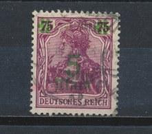 Duitse Rijk/German Empire/Empire Allemand/Deutsche Reich 1921 Mi: 156 Yt: 136 (Gebr/used/obl/o)(1396) - Allemagne