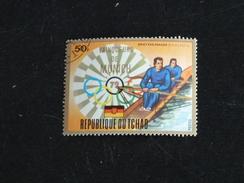 TCHAD YT 288 OBLITERE - JEUX OLYMPIQUES MUNICH - AVIRON - Tchad (1960-...)