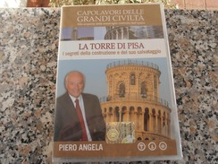 La Torre Di Pisa -  DVD - Documentary