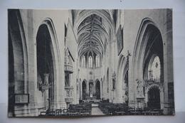 JOIGNY-interieur De L'eglise St.Thibault - Joigny