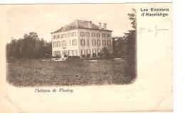 Belgique-België CP-PK Les Environs D'Havelange Château De Flostoy Neuves-Nieuw-Mint PR4178 - Havelange