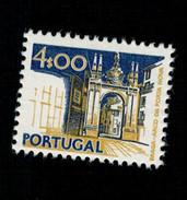 Portogallo Portugal 1974 Vedute E Monumenti  III Emissione Valore Da 4 Esc  ** MNH