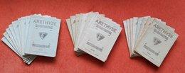 Revue De Monnaies Et Médailles Arethuse (1923-1929) - Literatur & Software