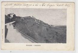 Chiusdino -veduta   1900