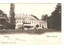 Belgique-België CP-PK Hévillers Château De Bierbais Neuves-Nieuw-Mint PR4181 - Mont-Saint-Guibert
