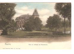 Belgique-België CP-PK Assche Asse Parc Et Château De Waerebeek Neuves-Nieuw-Mint PR4182 - Asse
