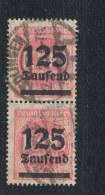 Duitse Rijk/German Empire/Empire Allemand/Deutsche Reich 1923 Mi: 291 Yt: 267 (Gebr/used/obl/o)(1402) - Duitsland