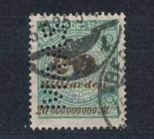 Duitse Rijk/German Empire/Empire Allemand/Deutsche Reich 1923 Mi: 329 A Yt: 324 (Gebr/used/obl/o)(1404) - Duitsland