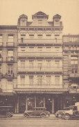 Bruxelles - Old Tom Hotel - Rue Auguste Orts (Brasserie, Oldtimer) - Pubs, Hotels, Restaurants