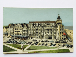"""KNOKKE-ZOUTE """"place Albert"""" (anciens Véhicules )"""