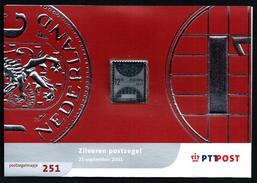 Nederland 2001: Zilveren Verrassingszegel ** MNH