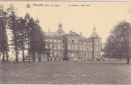 Marneffe -  Le Château (côté Nord) - Burdinne
