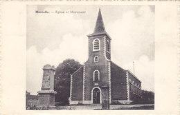 Marneffe -  Eglise Et Monument (1965) - Burdinne