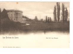 Belgique-België CP-PK Les Environs De Lierre-Lier Hte Hof Van Ringen Neuves-Nieuw-Mint PR4184 - Lier