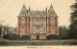 CPA - BOUFFEMONT (95) - Aspect Du Château En 1905 - Bouffémont