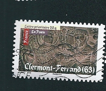 N° 462 Art Roman   Clermont-Ferrand (63) France Oblitéré 2010