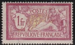 France    .     Yvert   .   121       .        *       .       Neuf Avec Charniere   .     /    .   Mint-hinged