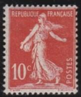 France    .     Yvert   .   134        .        *       .       Neuf Avec Charniere   .     /    .   Mint-hinged