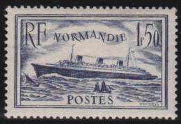 France    .     Yvert   .   299        .        *       .       Neuf Avec Charniere   .     /    .   Mint-hinged