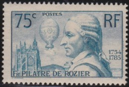 France    .     Yvert   .   313       .        *       .       Neuf Avec Charniere   .     /    .   Mint-hinged