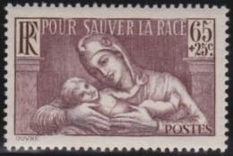 France    .     Yvert   .     356          .        *       .       Neuf Avec Charniere   .     /    .   Mint-hinged