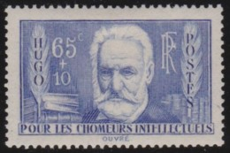 France    .     Yvert   .     383        .        *       .       Neuf Avec Charniere   .     /    .   Mint-hinged