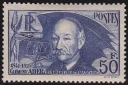 France    .     Yvert   .     398       .        *       .       Neuf Avec Charniere   .     /    .   Mint-hinged