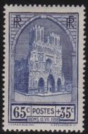 France    .     Yvert   .     399       .        *       .       Neuf Avec Charniere   .     /    .   Mint-hinged