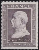 France    .     Yvert   .     606         .        *       .       Neuf Avec Charniere   .     /    .   Mint-hinged