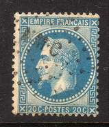 FRANCE - YT 29 OBLITERATION AMBULANT